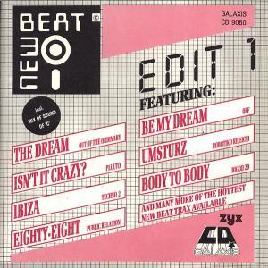 Various - New Beat Edit 1 [CD]