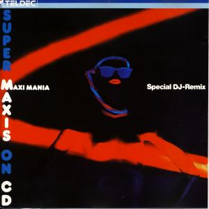 Various - Super Maxis On CD [CD]