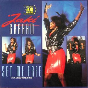 """Graham, Jaki - Set Me Free [12"""" Maxi]"""