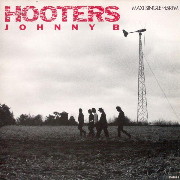 """Hooters - Johnny B. [12"""" Maxi]"""