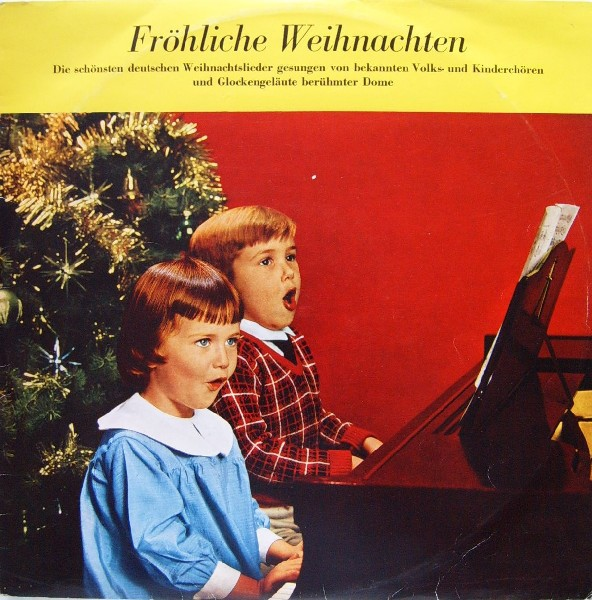 Die Schönsten Deutsche Weihnachtslieder.Various Fröhliche Weihnachten Die Schönsten Deutschen Weihnachtslieder Lp