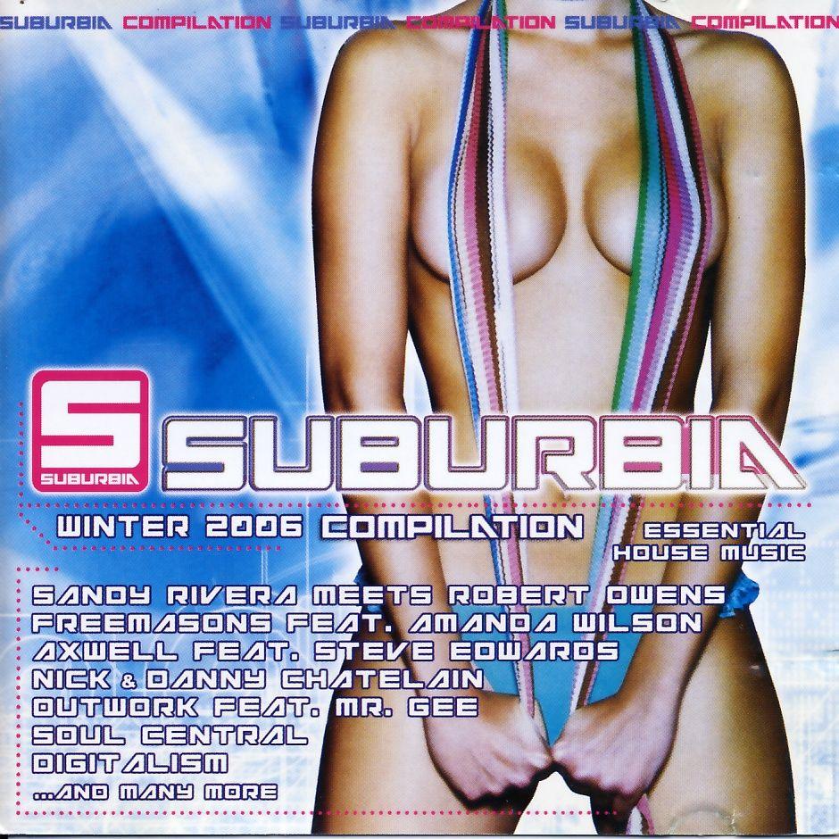 Various - Suburbia Winter 2006 Compilation [CD]