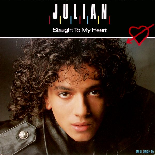"Julian - Straight To My Heart [12"" Maxi]"