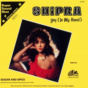 "Shipra - Joy (In My Heart) [12"" Maxi]"