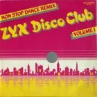 Various - ZYX Disco Club Volume 1 [LP]