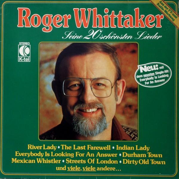 Whittaker, Roger - Seine 20 Schönsten Lieder [LP]