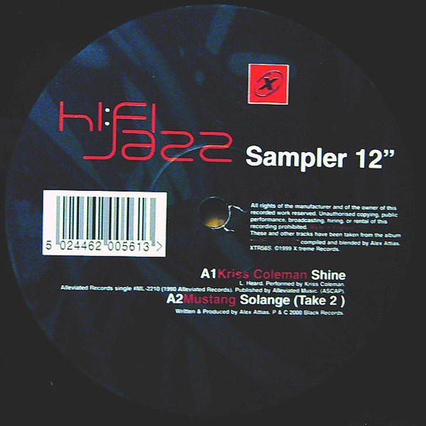Various - Hifi Jazz Sampler [LP]