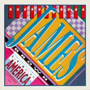 """Brown, James - Living In America [12"""" Maxi]"""