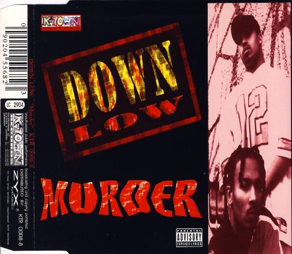 Down Low - Murder [CD-Single]
