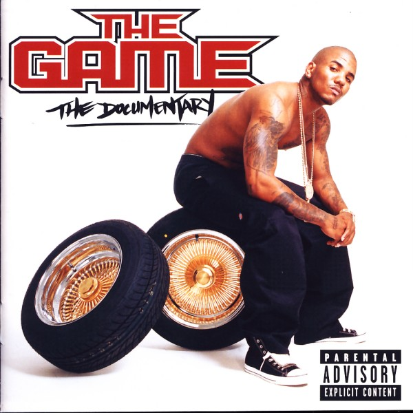 Game - The Documentary [CD]