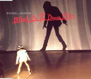 Jackson, Michael - Blood On The Dancefloor [CD-Single]