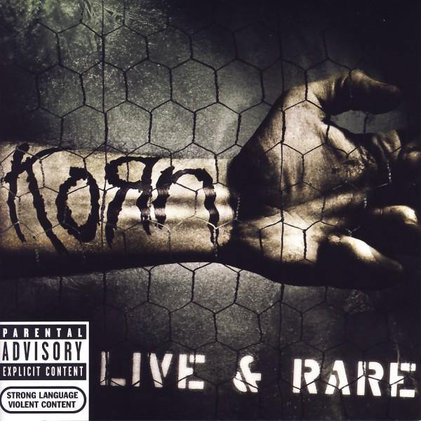 Korn - Live & Rare [CD]