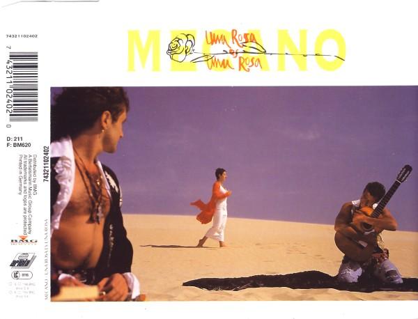 Mecano - Una Rosa Es Una Rosa [CD-Single]