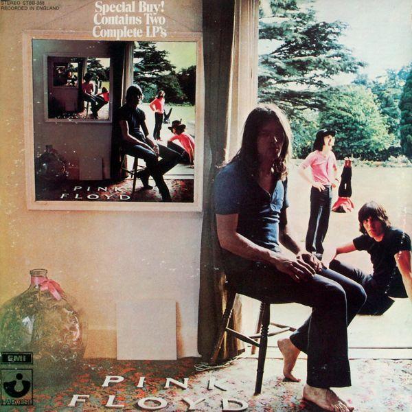 Pink Floyd - Ummagumma [LP]