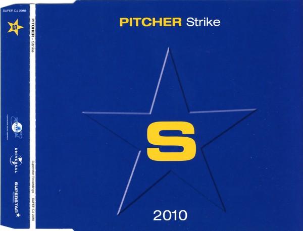 Pitcher - Strike [CD-Single] 0