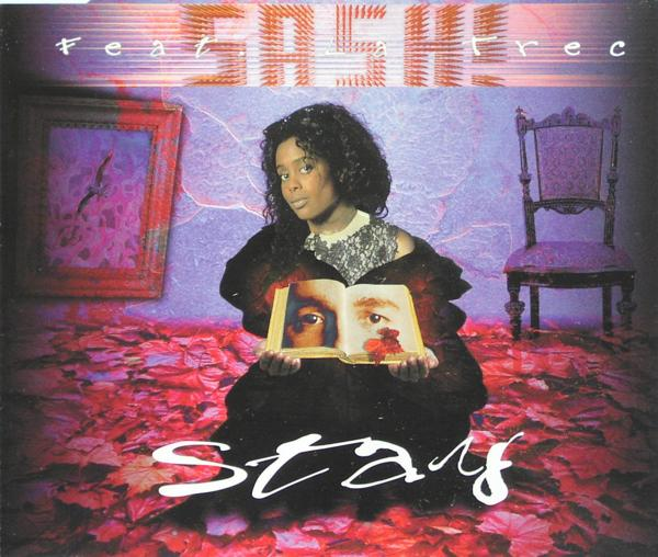 Sash feat. La Trec - Stay [CD-Single]