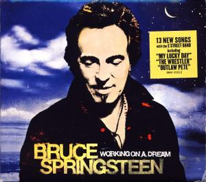 Springsteen, Bruce - Working On A Dream [CD]