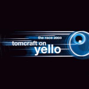 """Tomcraft On Yello - The Race 2003 [12"""" Maxi]"""