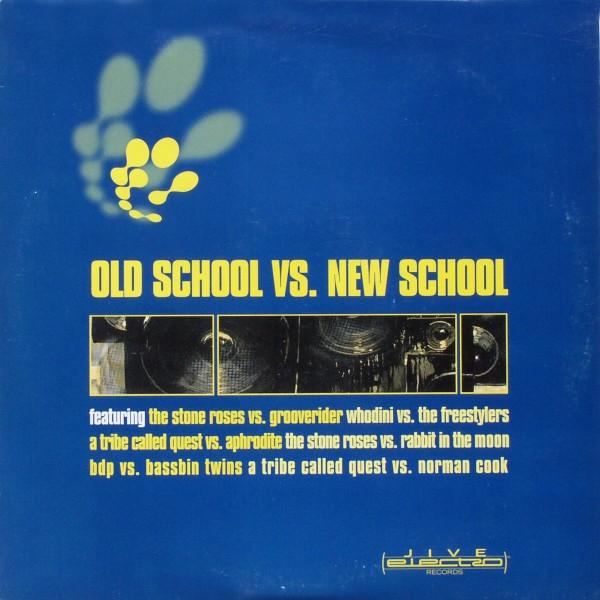 Various - Old School vs. New School [LP]