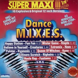 Various - Super Maxi III Dance M.I.X.E.S. [LP]
