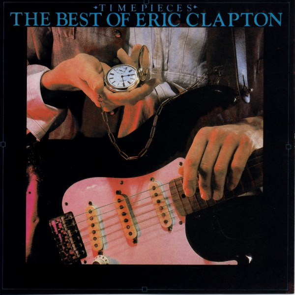 Clapton, Eric - Time Pieces, The Best of Eric Clapton [CD]