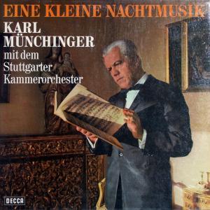 Münchinger, Karl - Eine Kleinen Nachtmusik [LP]