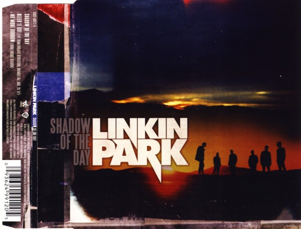 Linkin Park - Shadow Of The Day [CD-Single]