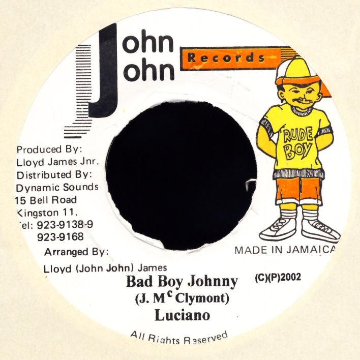 """Luciano - Bad Boy Johnny [7"""" Single]"""