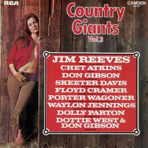 Various - Country Giants Vol. 3 [LP]