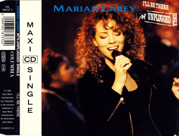 Carey, Mariah - I'll Be There MTV Unplugged [CD-Single]