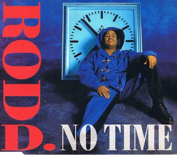 D., Rod - No Time [CD-Single]
