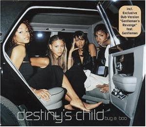 Destiny's Child - Bug A Boo [CD-Single]