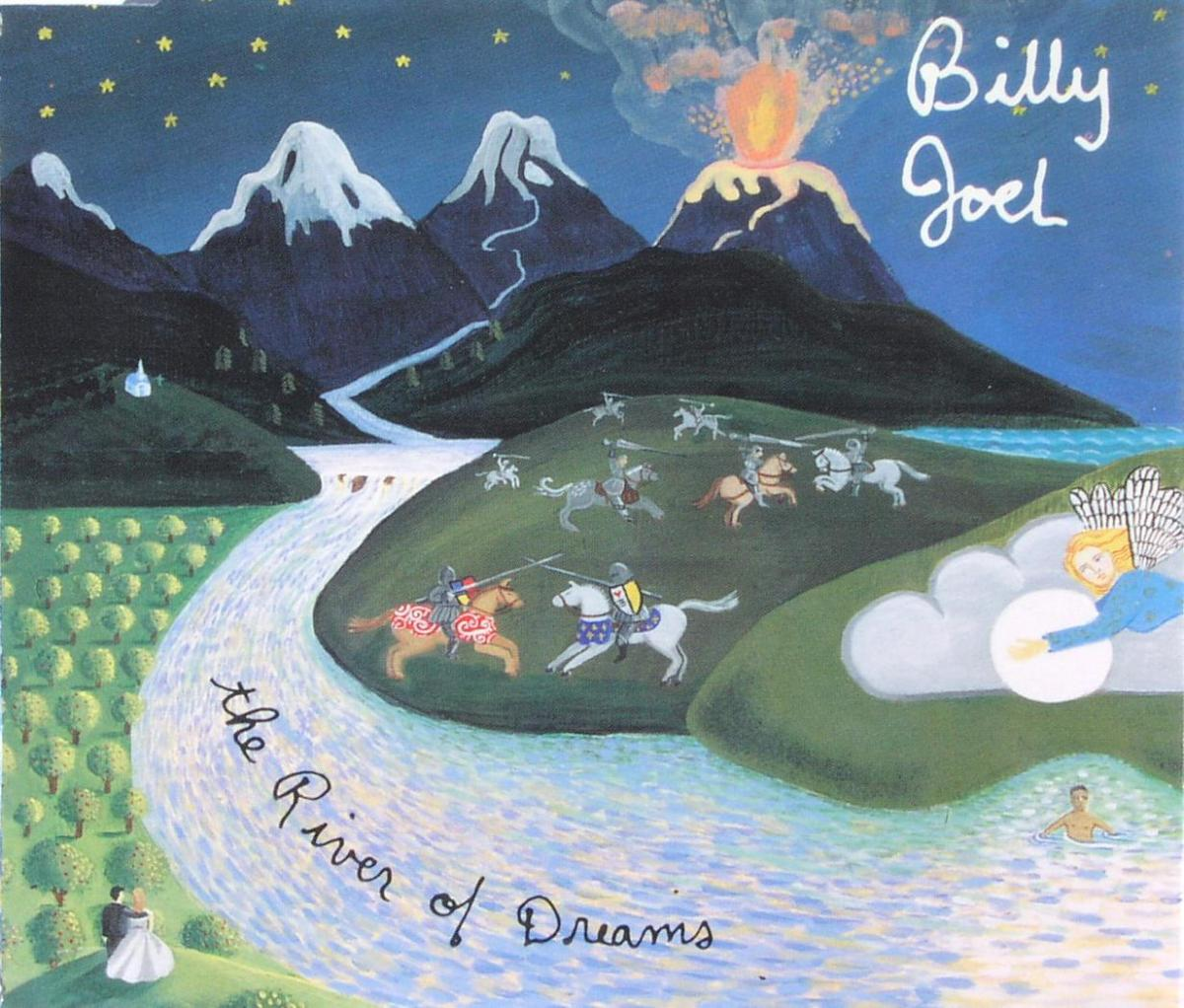 Joel, Billy - The River Of Dreams [CD-Single]
