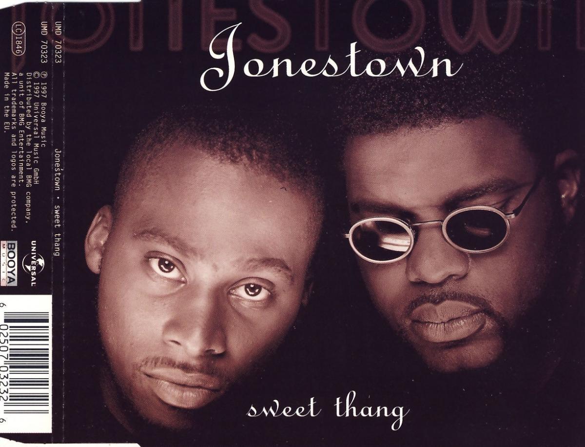 Jonestown - Sweet Thang [CD-Single]