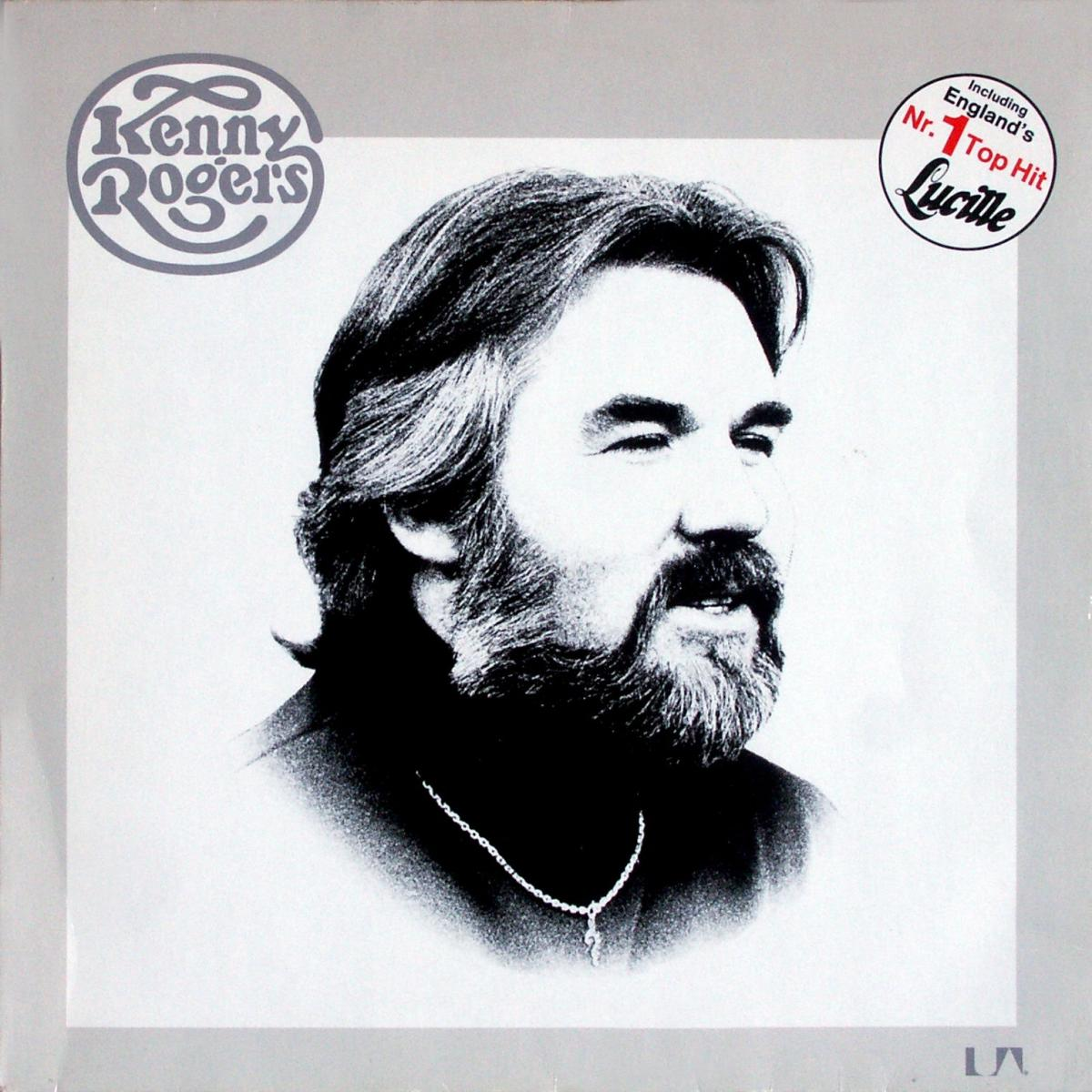 Rogers, Kenny - Kenny Rogers [LP]
