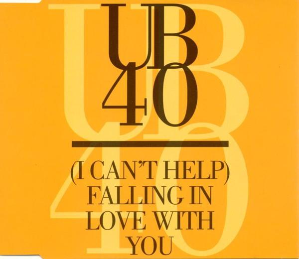 UB 40 - (I Can't Help) Falling In Love [CD-Single]