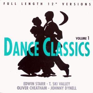 Various - Dance Classics Volume 1 [LP]