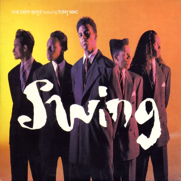 Deff Boyz - Swing [CD-Single]