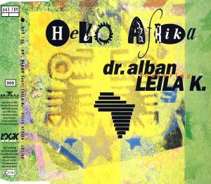 Dr. Alban feat. Leila K. - Hello Afrika [CD-Single]