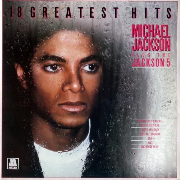 Jackson, Michael - 18 Greatest Hits [LP]
