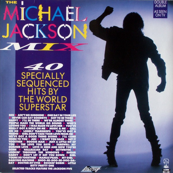 Jackson, Michael - 40 Specially Sequenced Hits By The World Superstar [LP]