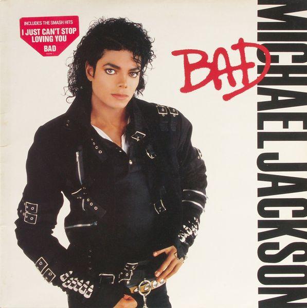 Jackson, Michael - Bad [LP]
