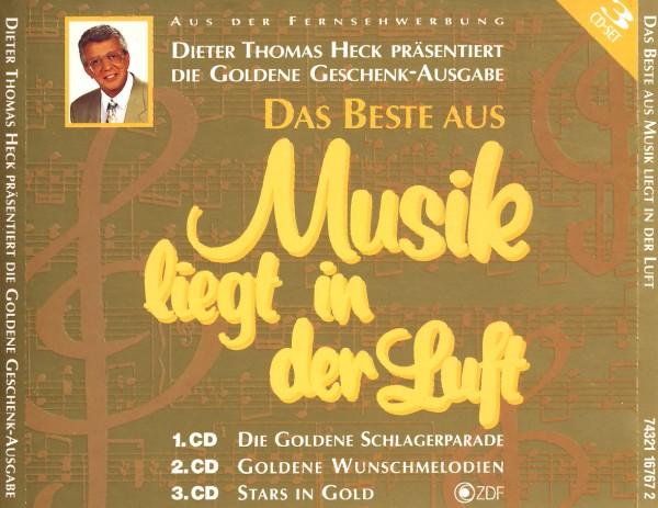 Various - Musik Liegt In Der Luft Das Beste Aus Musik Liegt In Der Luft [CD]
