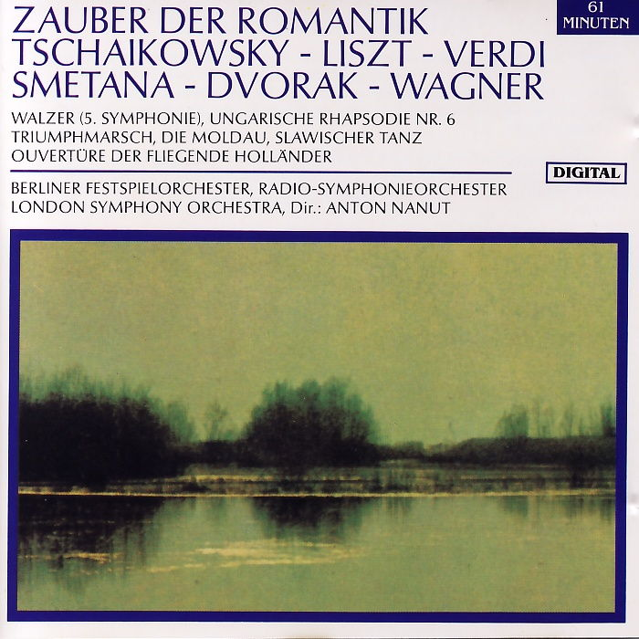 Various - Zauber Der Romantik [CD]