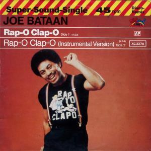 """Bataan, Joe - Rap-O Clap-O [12"""" Maxi]"""