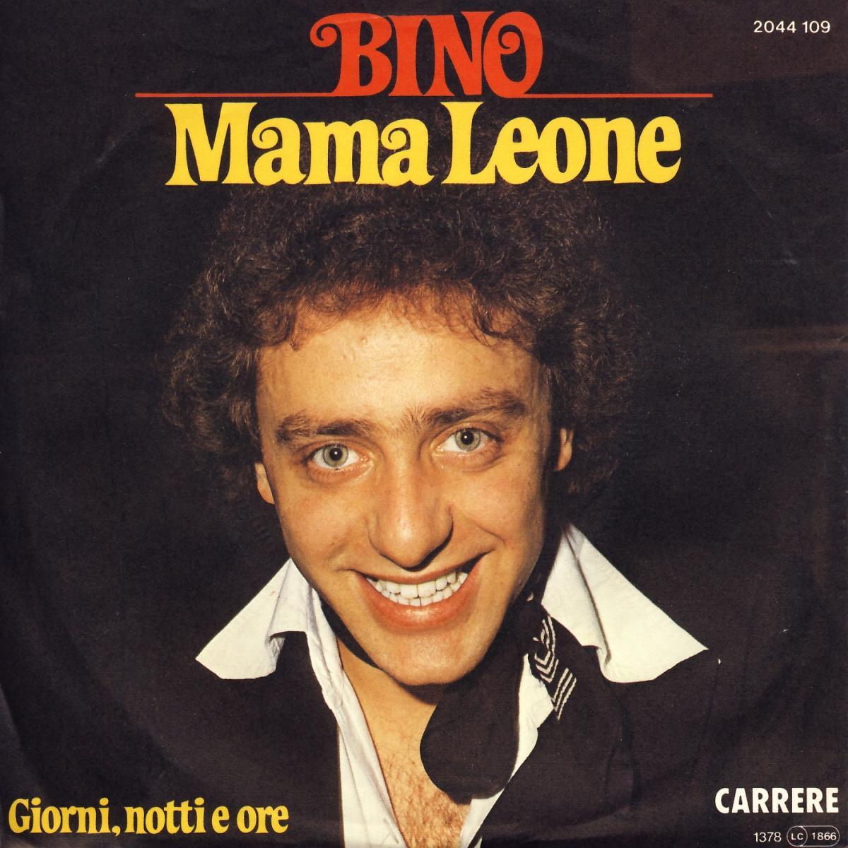 """Bino - Mama Leone [7"""" Single]"""