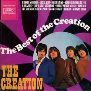 Creation - The Best Of The Creation [LP]