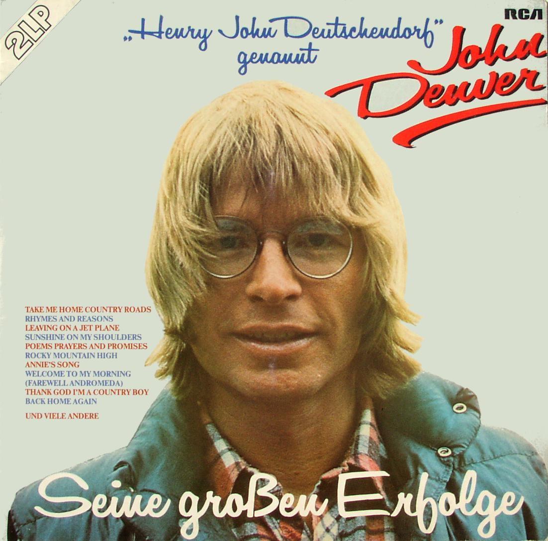 Denver, John - Seine Großen Erfolge [LP]