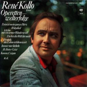 Kollo, Rene - Operettenwelterfolge [LP]