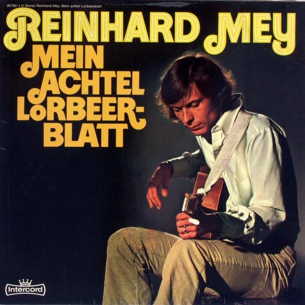 Mey, Reinhard - Mein Achtel Lorbeerblatt [LP]